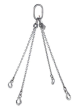 Stainless Steel Lifting Chain Slings and Fittings